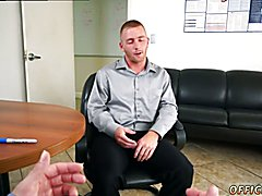 Emo model gay porn movies Keeping The Boss Happy
