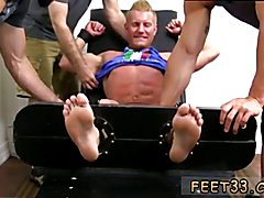 Gay men feet legs butt movies free He's SO ticklish and being a big muscle guy there were