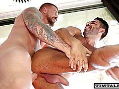 Rocco Steele and Raul Korso