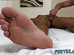 Old man feet free movies and gay sexy boy legs movies Johnny Hazard Worshiped & Jerked In