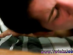 Young gay black sleeping porn first time Brock Landon is thinking dinner plans, but his