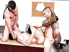 Huge cock vs cute ass anal gay sex Lance's Big Birthday Surprise