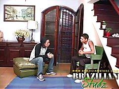 Latinos Manuel and Rafael Fucking