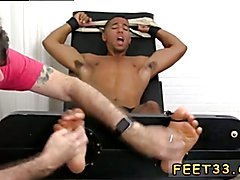 Free gay sleeping porn and smelling feet Mikey Tickle d In The Tickle Chair