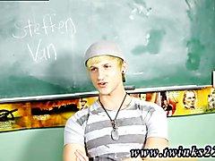 Louisville twink videos and sleeping gay porn pix Steffen Van is liking his fresh career