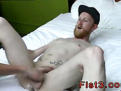 Horny gay twinks fisting first time We get the feeling he's up for almost anything, and