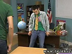 German twinks gays video gratis The youngster sitting behind the teacher's desk unleashes