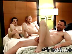 Twinks emo gay sex videos hanging out in a hotel room after some serious play.