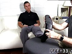 Pokemon ash gay sex first time Tommy Makes Tenant Worship His Feet