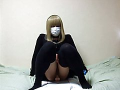 japanese crossdresser  scene 3