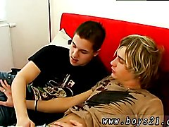 Gay twinks tied up and sucked dry and good fast fucker gay porn xxx They cuddle, kiss,