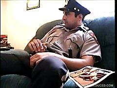Sucking Straight Cop Zack