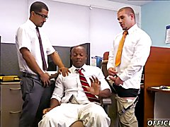 Free skinny black men jacking off on and grandpa black gay galleries The HR meeting