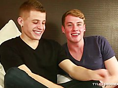 Young Stephan Nash and Max Leo Fuck
