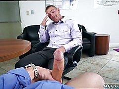 Real straight guys masturbating video cam gay His boss is always interrupting his work