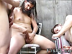 Gay blond boy fisting Fisting Orgy and Jerk Off