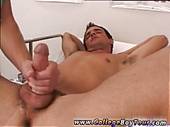 Sweet young gay twinks anal movie I wasn't feeling highly well, after I had went to a