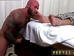 Big feet young boys gay Drake Gets Off On Sleeping Connor's Feet