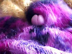 Cum on Fluffy Mohair