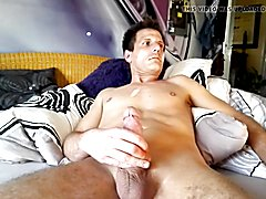 Play alone with my big cock