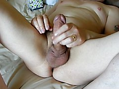 lovely naked masturbation and anal play