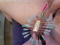 needles torture extrem -Rad