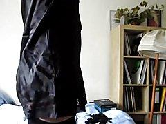 New Silk lingerie set, SIL & Cervin FF Nylons (Pt. 2) Leymie
