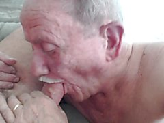 getting my cock sucked