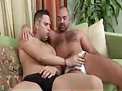 A bear fucks an ass