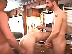 Twink double team in RV