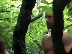 Gay jungle fuck with rimjob