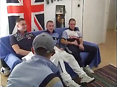 An orgy in their flat