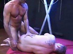 Lito Cruz - Monster hung stud barebacks cock hungry lad