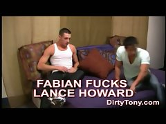 Latin Top Hammers Hot Twink